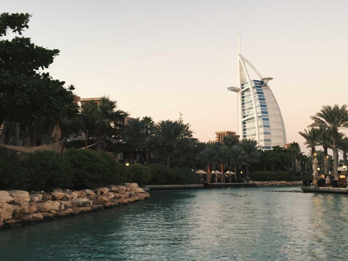Recht in Dubai