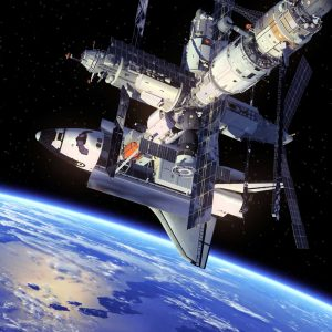 International law in space